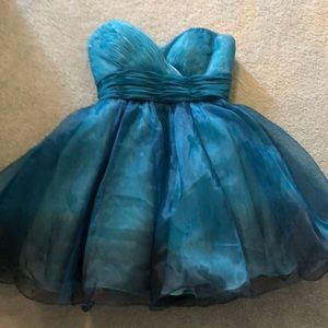 Homecoming mini teal